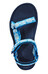 Teva Hurricane XLT Sandals Women Mosaic Blue/White